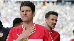 Mario Gomez und Christian Gentner stehen beim VfB Stuttgart vor einer unsicheren Zukunft