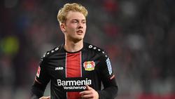 Julian Brandt läuft künftig für den BVB auf