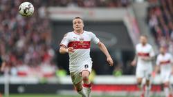 Die Zukunft von Santiago Ascacíbar beim VfB Stuttgart ist noch offen