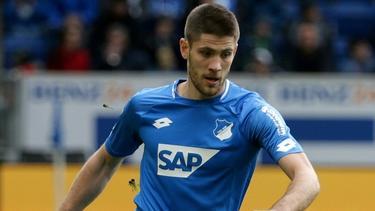 Andrej Kramaric brachte Hoffenheim in Führung