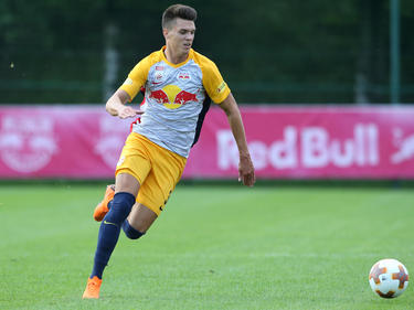 """Bisher war Mathias Honsak von Salzburg verliehen, nun geben ihn die """"Bullen"""" endgültig ab"""