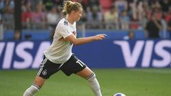 Entschuldigte sich für eine misslungene DFB-Aktion: Alexandra Popp