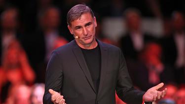 U-21-Trainer Stefan Kuntz begrüßte 19 Debütanten