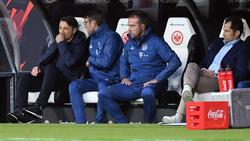 Niko Kovac (l.) steht beim FC Bayern vor dem Aus
