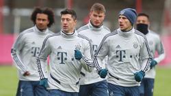 Der FC Bayern blickt auf das nächste Bundesliga-Spiel