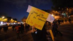 Separatisten versperren Zufahrtswege zum Camp Nou