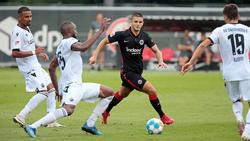 Dejan Joveljic wird Eintracht Frankfurt in die USA verlassen