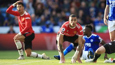 Mason Greenwood (M.) traf erstmals seit Cristiano Ronaldos Wechsel zu Manchester United