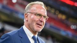 Karl-Heinz Rummenigge sprach in den höchsten Tönen über Manuel Neuer