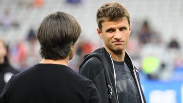 Müller hat sich klar positioniert