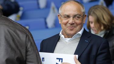 Will die Würzburger Kickers in die Bundesliga bringen: Felix Magath