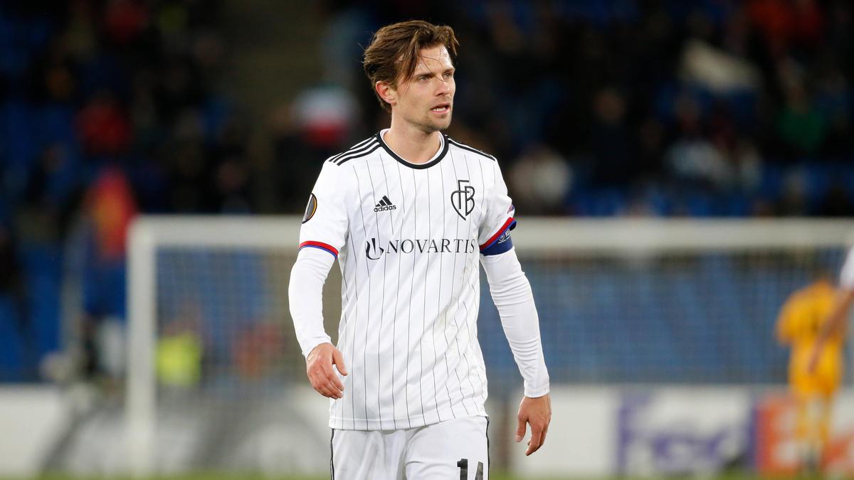 Trifft mit dem FC Basel auf Eintracht Frankfurt: Valentin Stocker