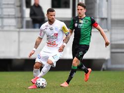 Die FAC-Kicker begeben sich nach dem Auswärtsspiel gegen Wacker Innsbruck in Selbstisolation