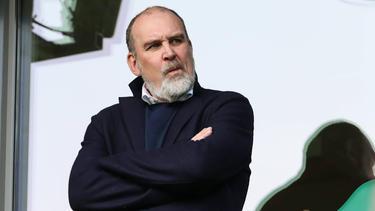 Der Aufsichtsrat vom VfL Wolfsburg ist zufrieden mit der Arbeit von Jörg Schmadtke