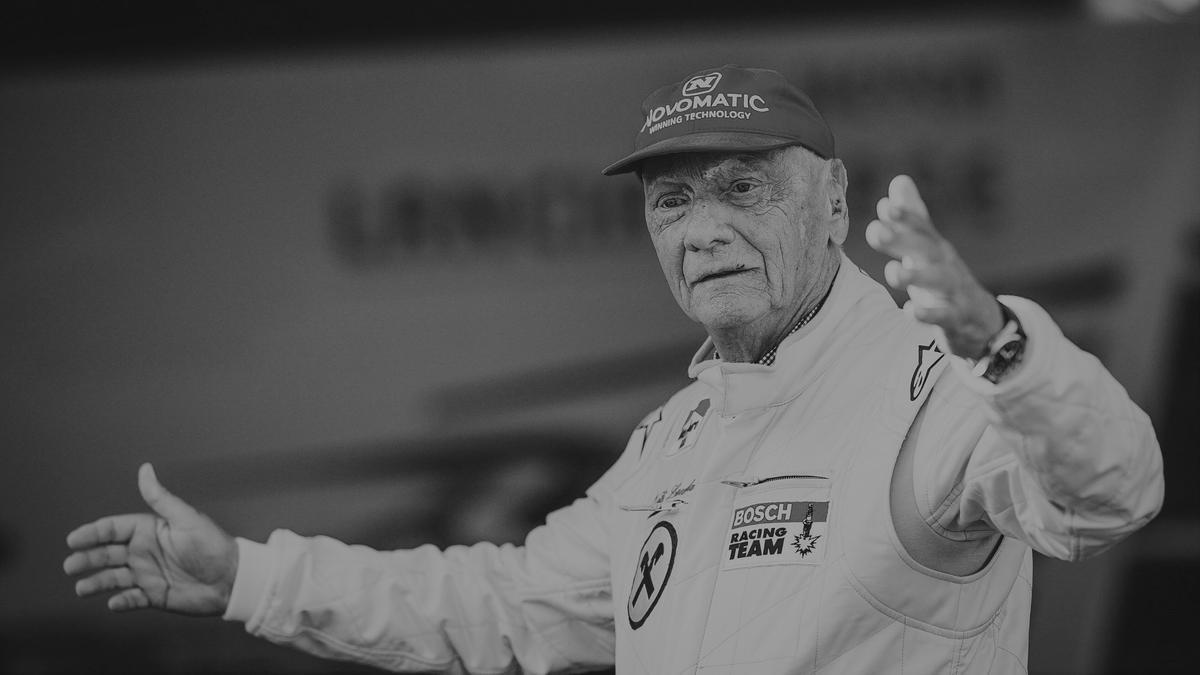 Der Todestag von Niki Lauda jährt sich zum ersten Mal
