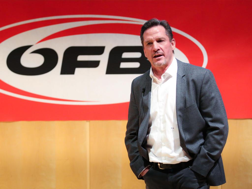 Werner Gregoritsch erlitt im August einen leichten Herzinfarkt