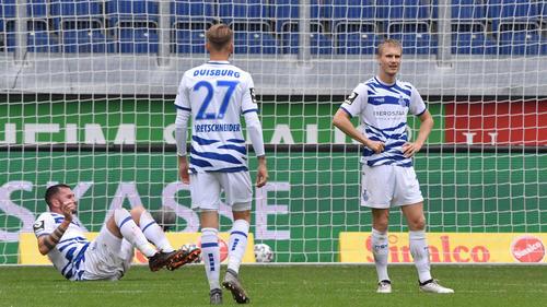 Die MSV-Profis spielen am Freitag nicht gegen den 1. FC Saarbrücken