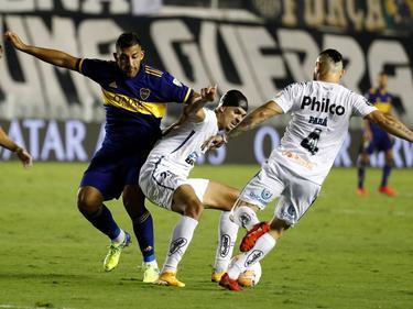Boca se mostró impotente ante un rival bien armadol.