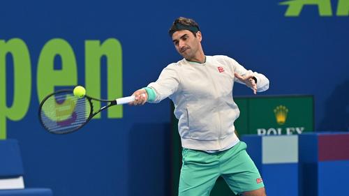 """Federer ist in der """"Ewigen Stadt"""" nicht am Start"""