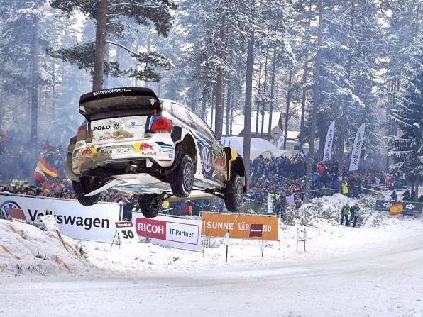 Die Rallye Schweden findet ab 2022 im Norden des Landes statt