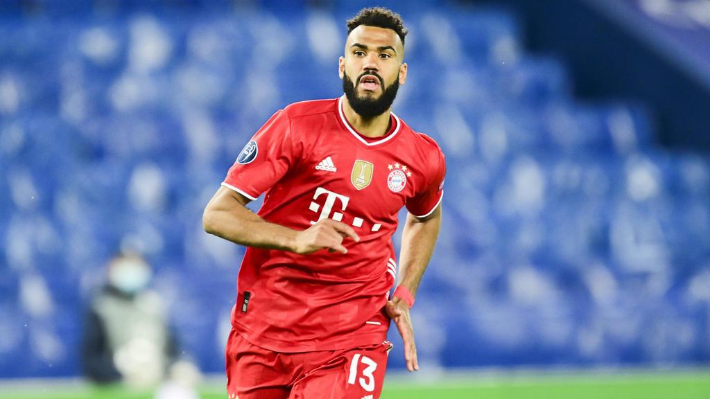 Eric Maxim Choupo-Moting darf auf eine Verlängerung beim FC Bayern hoffen