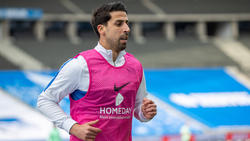 Sami Khedira wird seine Karriere im Sommer beenden
