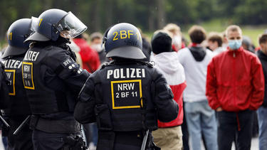 In Köln musste die Polizei gleich mehrfach tätig werden