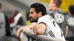 Ilkay Gündogan reiste mit einer CL-Finalniederlage zum DFB-Team