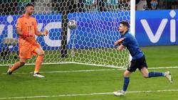 Jorginho convirtió el penalti decisivo.