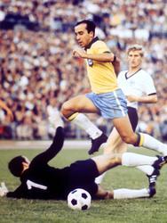 1968: Erster deutscher Sieg über Brasilien