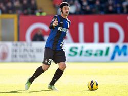 Cristian Chivu spielte sieben Jahre lang für Inter und holte 2010 unter José Mourinho das Triple