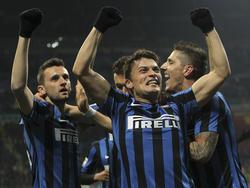 Inter vermöbelt Frosinone