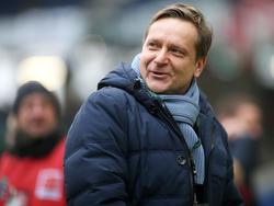 Wechselt Horst Heldt von Hannover 96 zum VfL Wolfsburg?