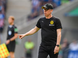 Trainer Peter Stöger wird Borussia Dortmund verlassen