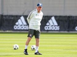 Heynckes hofft, dass seine Bayern gegen Köln die Spannung hochhalten