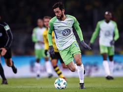 Yunus Malli steht beim VfL Wolfsburg wohl auf der Streichliste