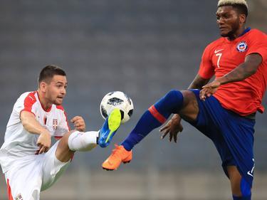 Serbien verliert vorletzten WM-Test gegen Chile