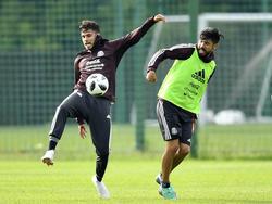 El jugador Diego Reyes no logró completar satisfactoriamente su recuperación. (Foto: Getty)