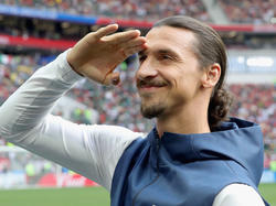 Zlatan Ibrahimovic steht im All-Star-Team der MLS