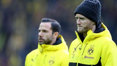 André Schürrle offenbar vor Wechsel vom BVB nach England