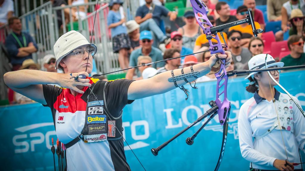 Lisa Unruh hat die Medaille in Samsun knapp verpasst