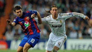 Contra el CSKA, el Madrid jugará sin dos de sus pilares. (Foto: Getty)
