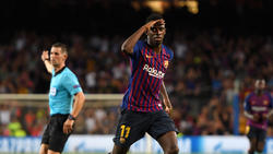 In den beiden Spielen gegen Real Madrid wird es auch auf Ousmane Dembélé ankommen