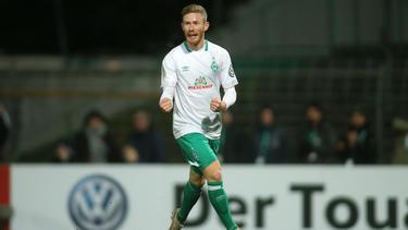 Seit 2016 in Bremen: Florian Kainz