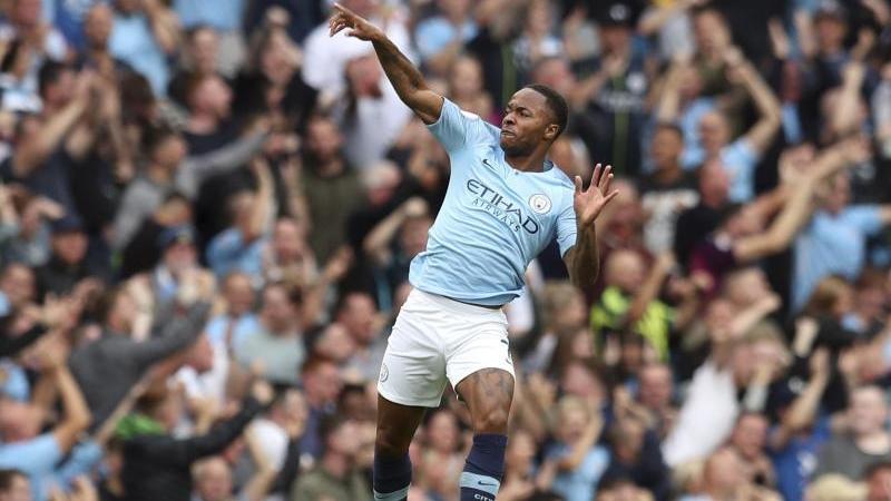 Vertrag verlängert: Raheem Sterling bleibt bis 2023 bei Manchester City