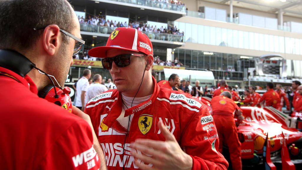 Könnte Kimi Räikkönen noch in seinem Heimatland fahren?