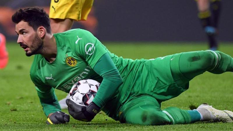 Roman Bürki hat sich in Dortmund zum Rückhalt gemausert