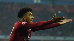 Nürnbergs Matheus Pereira wurde für drei Spiele gesperrt