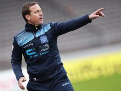 Thomas Sageder ist nicht mehr Trainer von Blau-Weiß