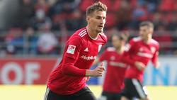 Stefan Kutschke verpasste mit Ingolstadt den Sieg